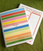 Image of 2016 Weekly Meal Planner Printed & Wirebound