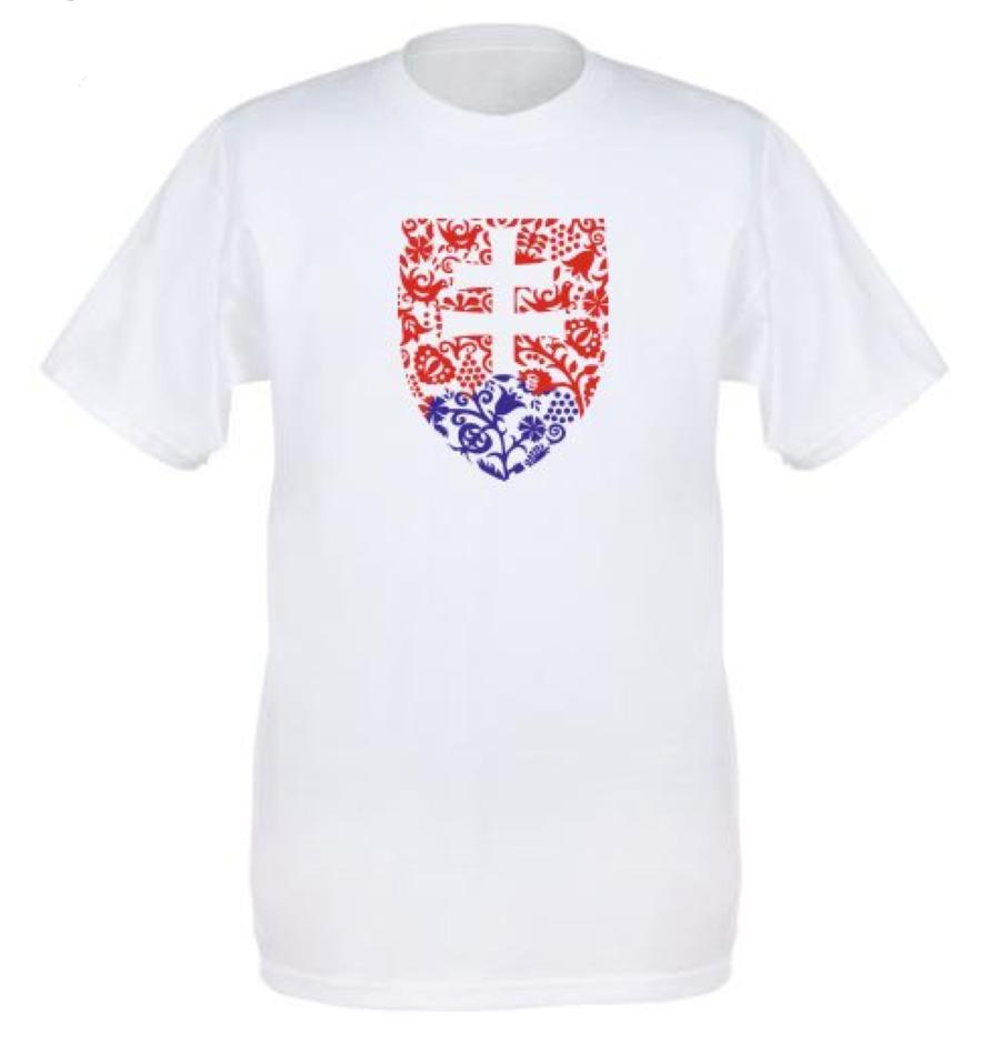 Image of SLOVAKIA T-Shirt