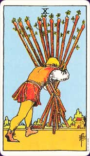 Image of Rider Waite Tarot