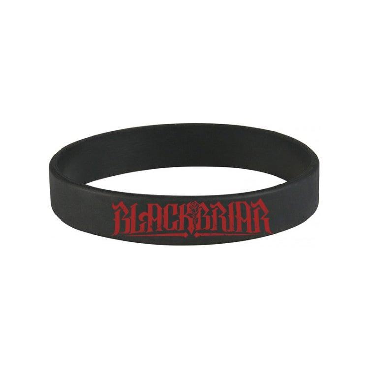 Image of Blackbriar Wristband [RED LOGO]
