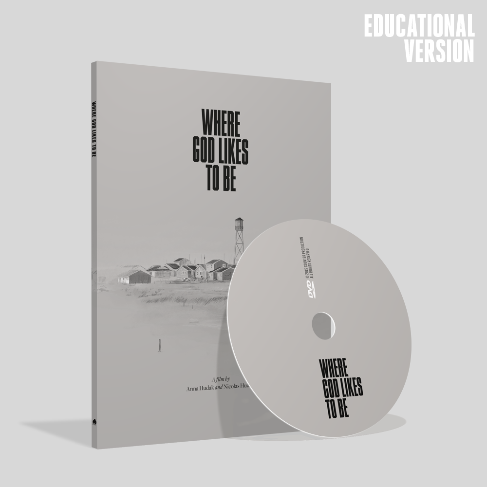 Image of Where God Likes to Be / Educational DVD