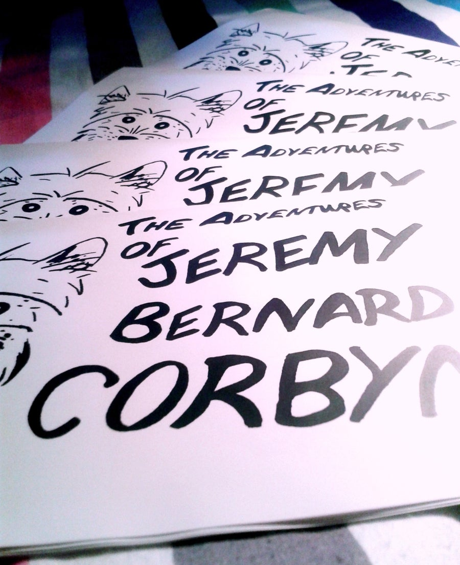 Image of The Adventures of Jeremy Bernard Corbyn MP