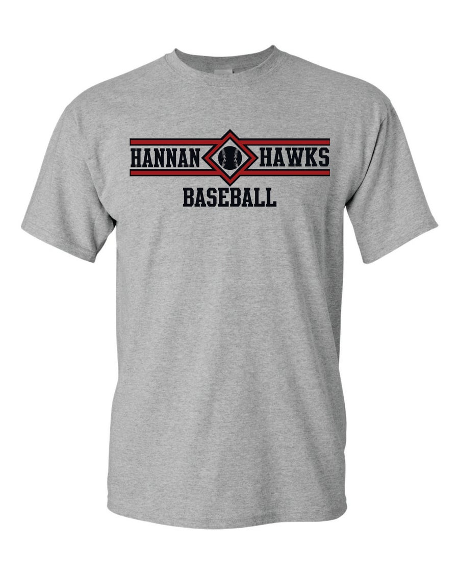 Image of Hannan Baseball Team Tee