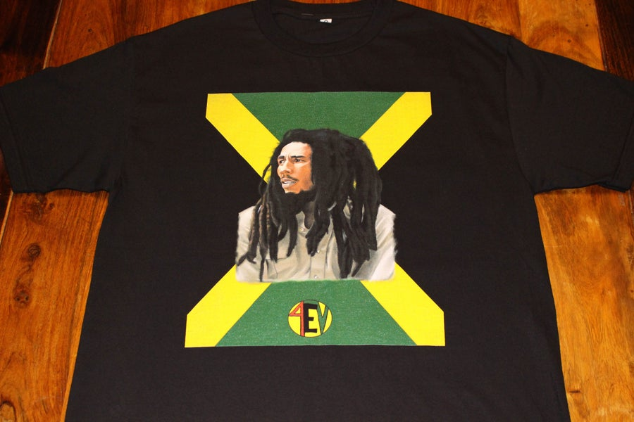"Image of MARLEY ""4EV"" (BLACK)"