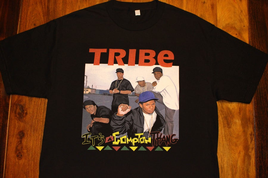 "Image of NWA ""TRIBE"" (BLACK)"