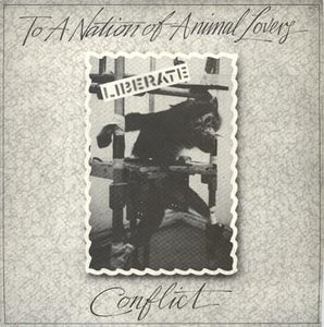 "Image of To a Nation of Animal Lovers 7"" Vinyl - MORT32"