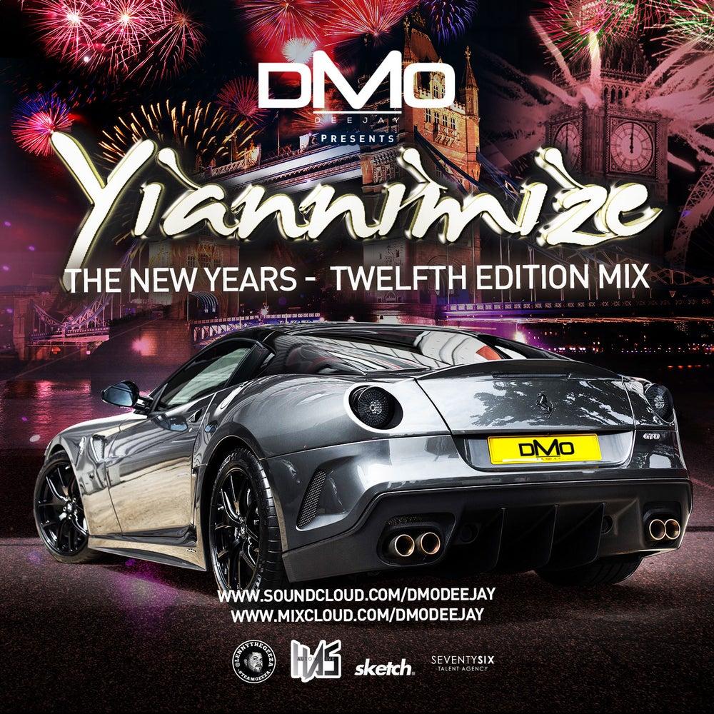 Image of Yiannimize Mix Part 12 Tracked CD