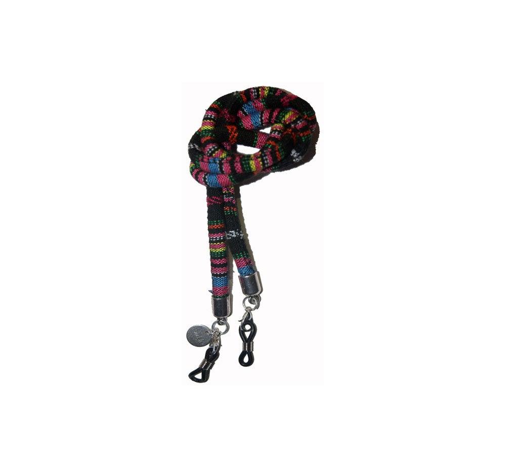 Foto de Cordón de gafas étnico - Multicolor Strange