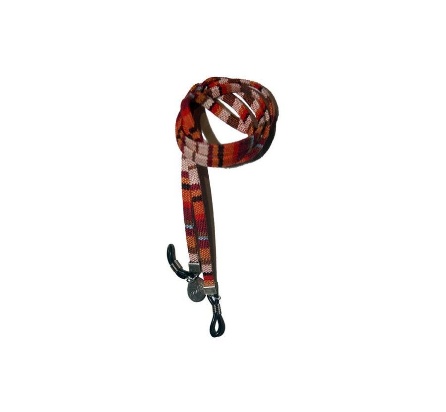 Foto de Cordón para gafas boho-chic - Smooky Blaze