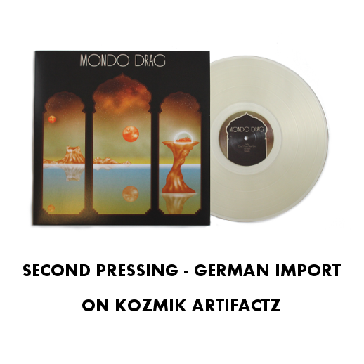 Image of Second Pressing - German Import (CLEAR LP)