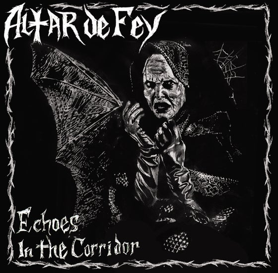 "Image of Altar De Fey ""Echoes in the Corridor"" LP OUT NOW"