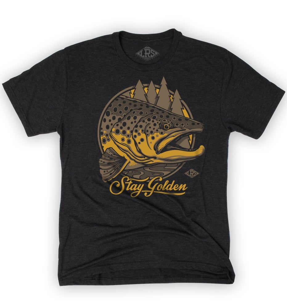 Image of Stay Golden Tee