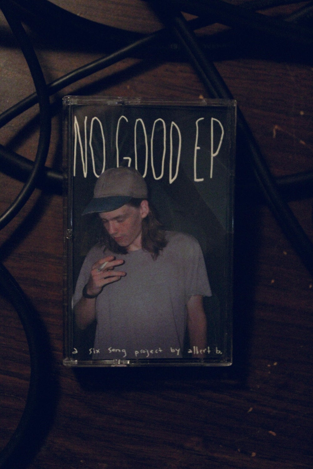 Image of no good cassette