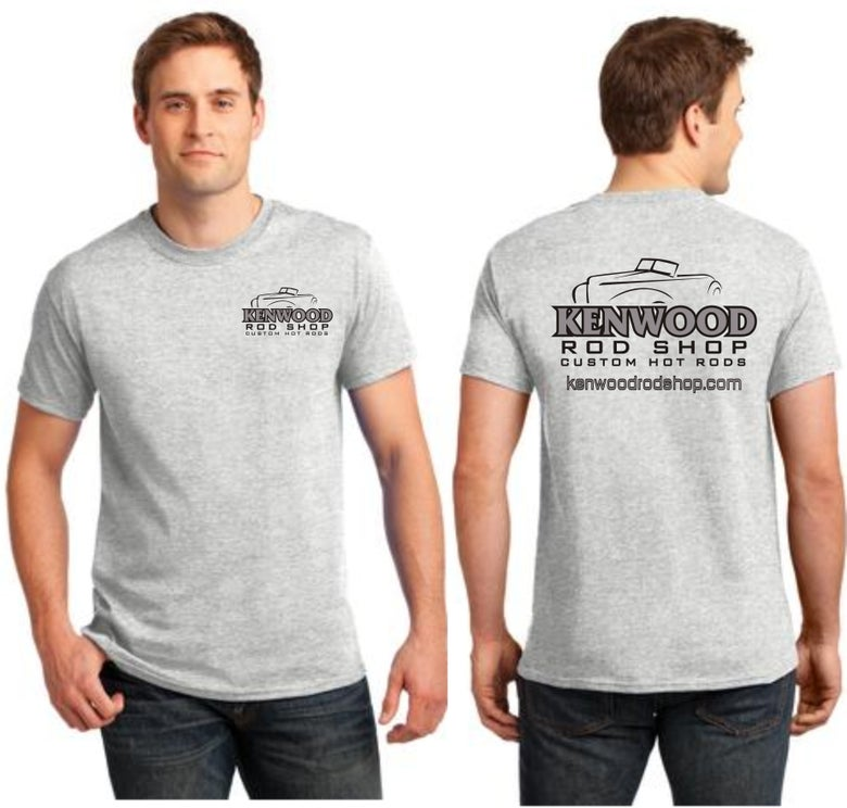 Image of Ash Kenwood Rod Shop T-Shirt