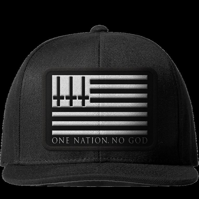Image of One Nation No God - Snapback Hat