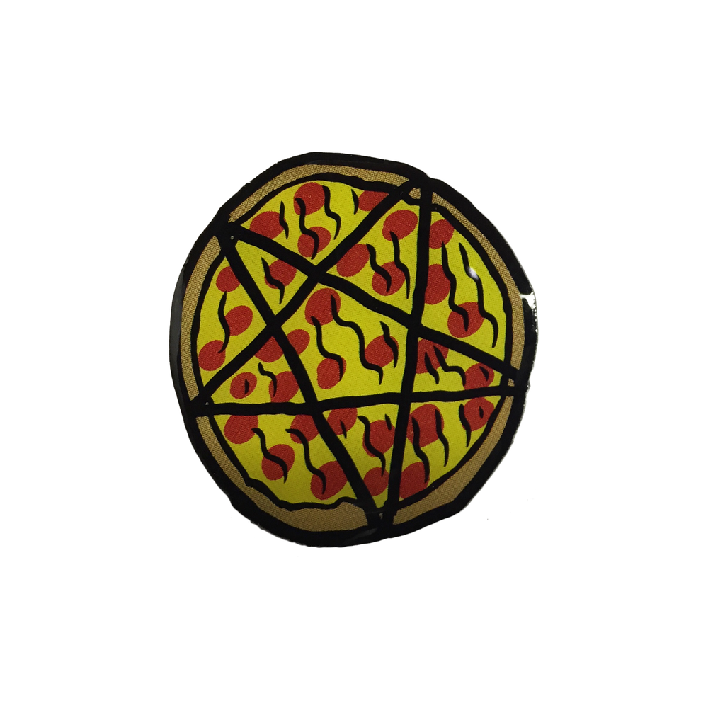 Image of Pizzagram - Collectors Pin