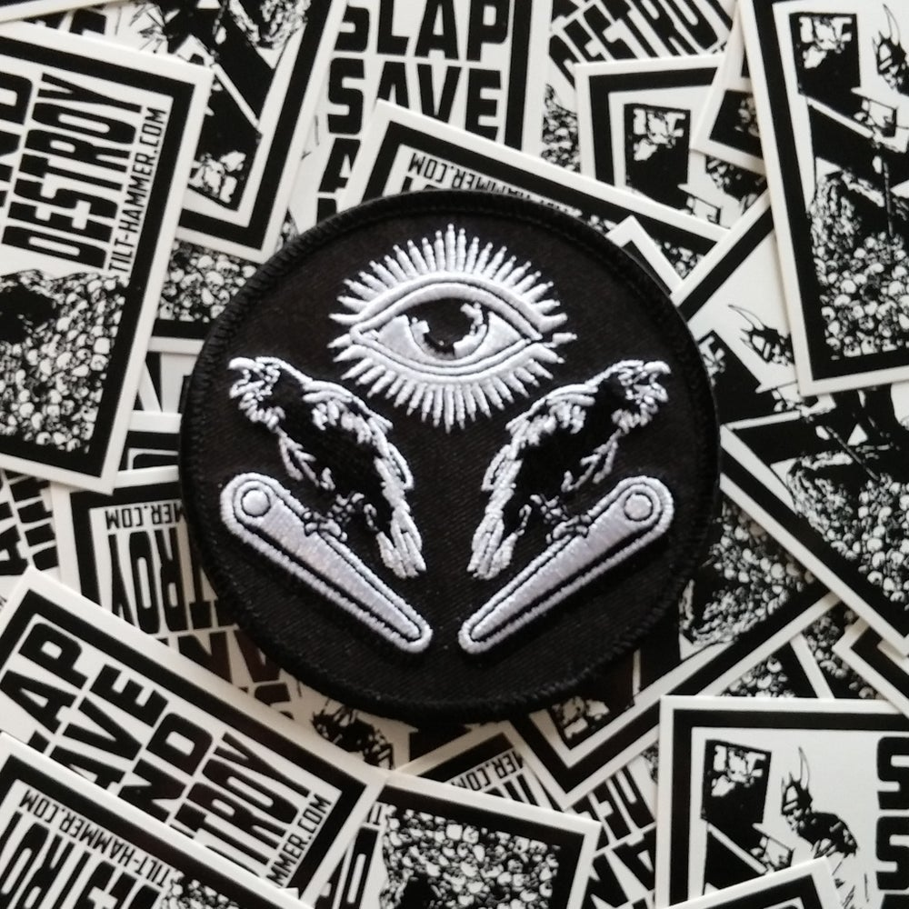 Image of Norse Gods of Pinball: Eye Of Odin Patch