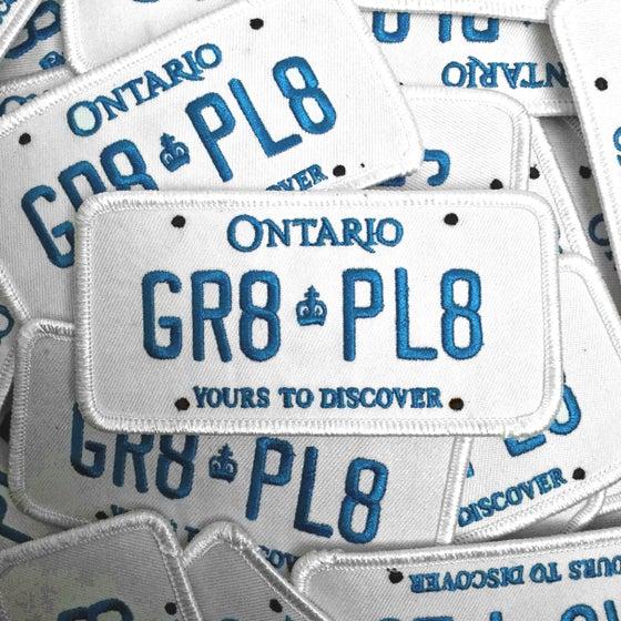 Image of GR8 PL8 Patch BOGO!