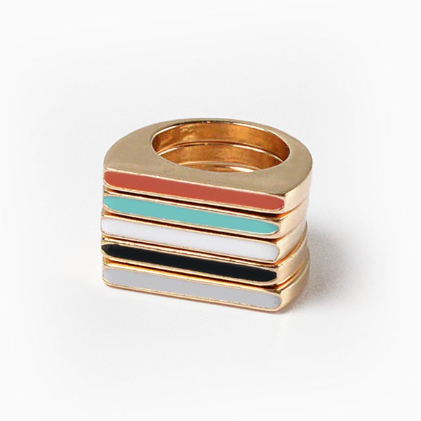 Image of Color Block Ring