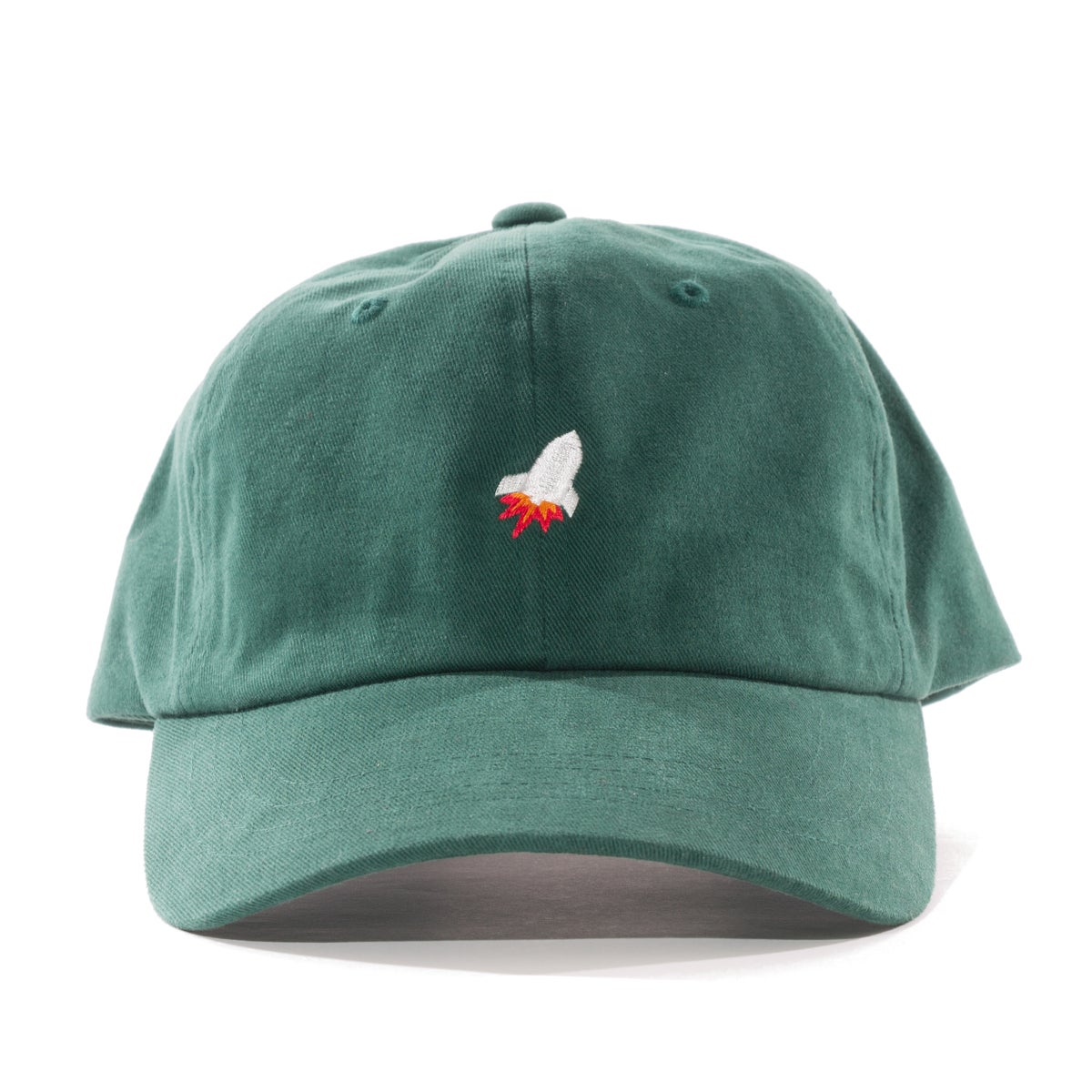 Image of Rocket Strapback Cap (Forest)