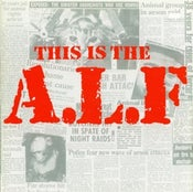 Image of This is the A.L.F. CD - MORT90