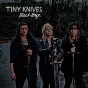 Image of TINY KNIVES Black Haze