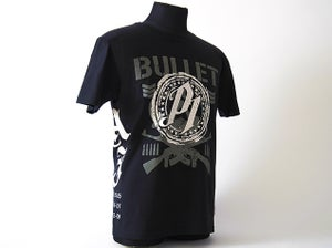 Image of AJ Styles x Bullet Club T-Shirt