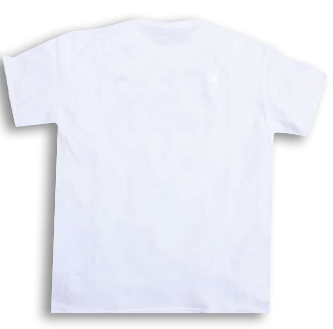 Image of Seeburg Vintage Tee - White with Green Gold Logo