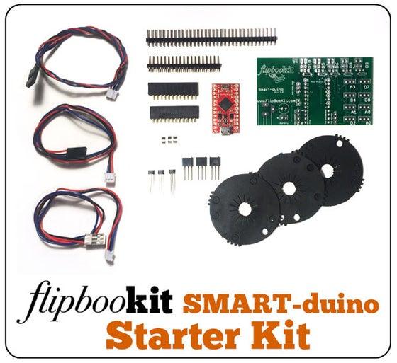 Image of SMARTDuino PCB - 3 Channel Starter Board Kit