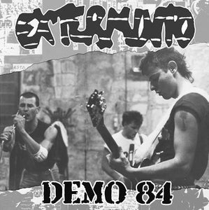 "Image of Exterminio – ""Demo 84"" Lp"