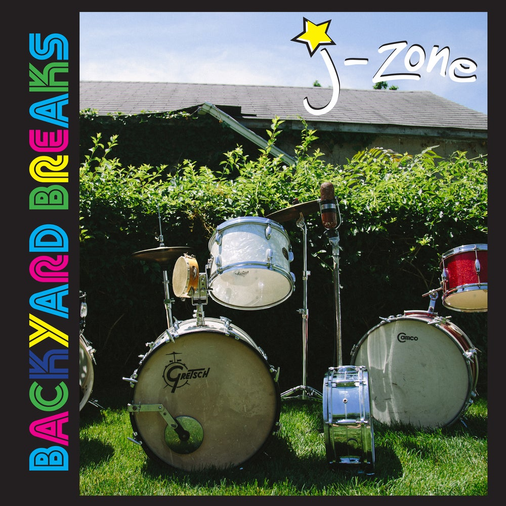 "Image of Backyard Breaks - 7"" Vinyl"