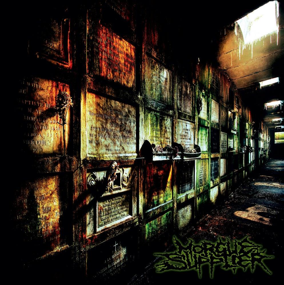 "Image of ""Morgue Supplier"" - Full-Length CD"