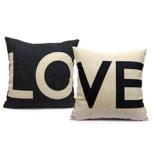 Image of Pillowcase: All you need is love