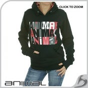 Image of Animal -Julietta hoody black