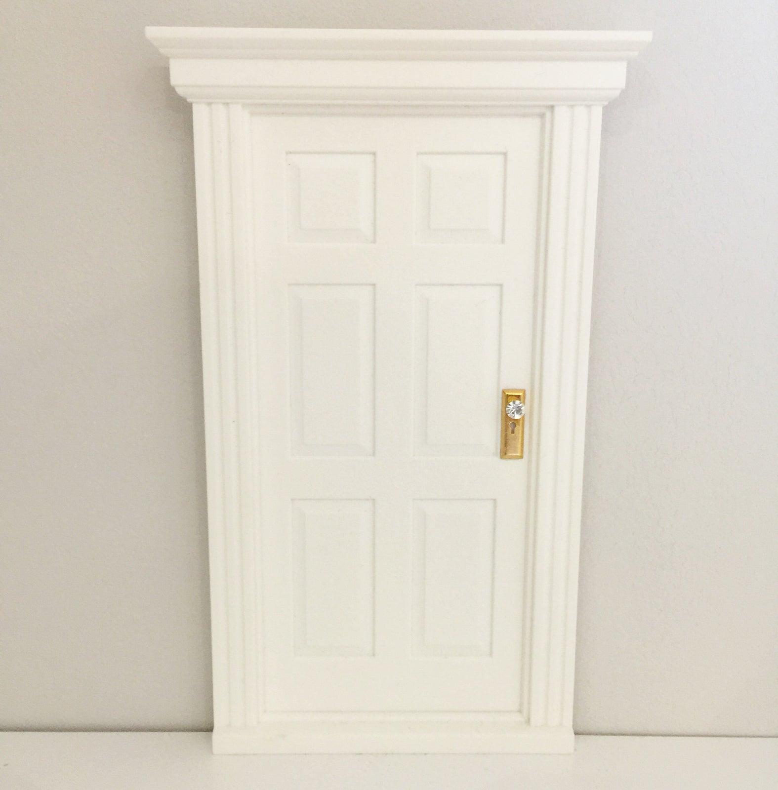 All White Enchanted Door. & Enchanted Doors / The Enchanted Door Company