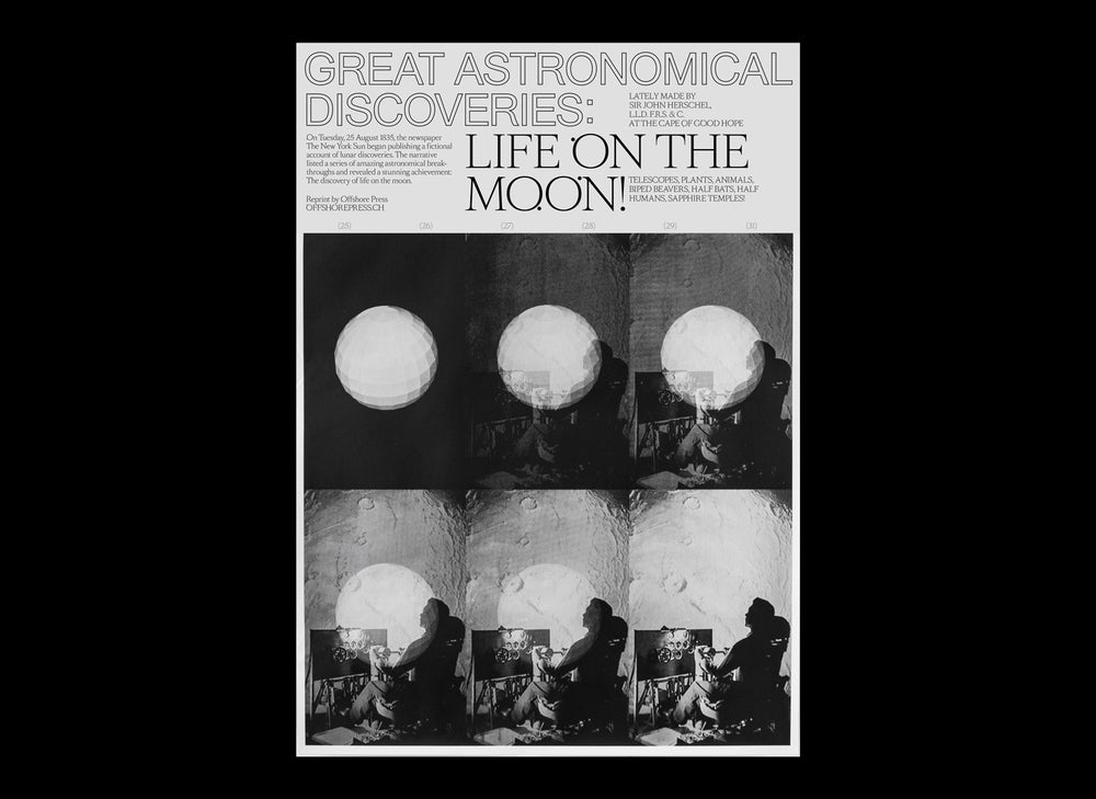 Image of The Great Moon (Hoax) Poster 01