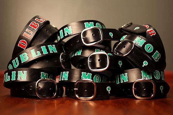 Image of Custom Leather Belt