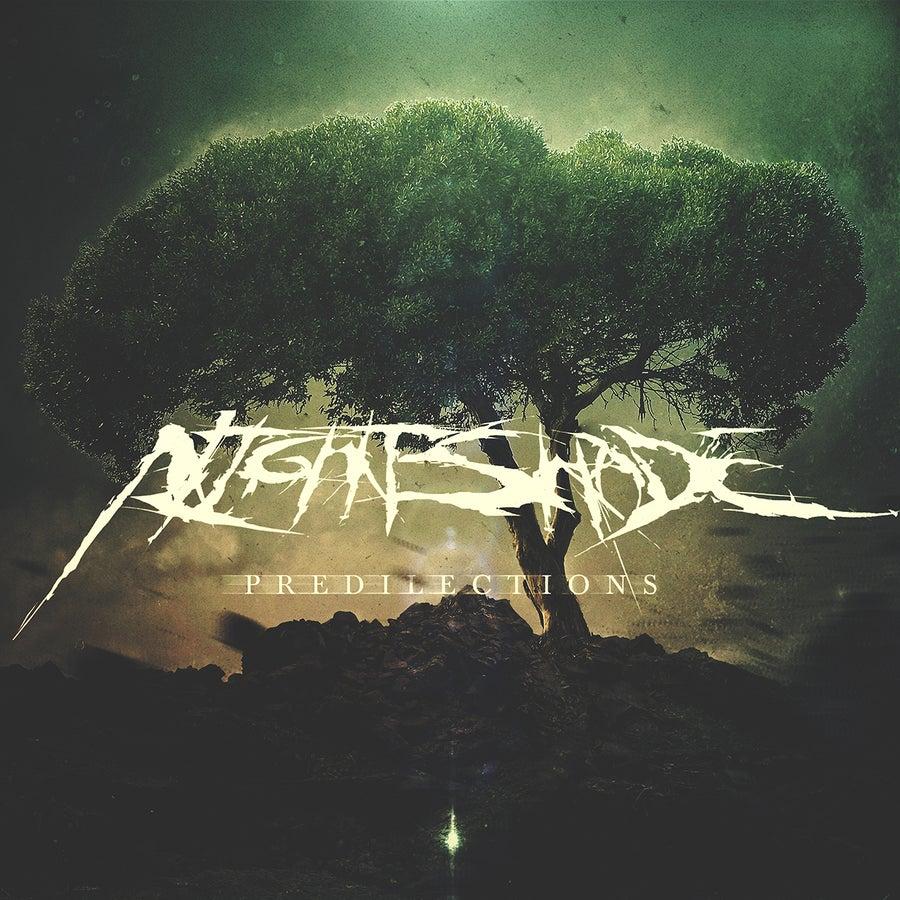 Image of NightShade - PREDILECTIONS CD