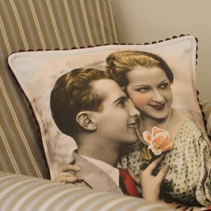 Image of Chuck and Edna Cushion Cover-70% Off