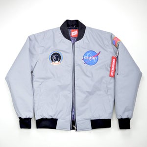Image of Astro 3M Bomber Jacket (SOLD OUT)