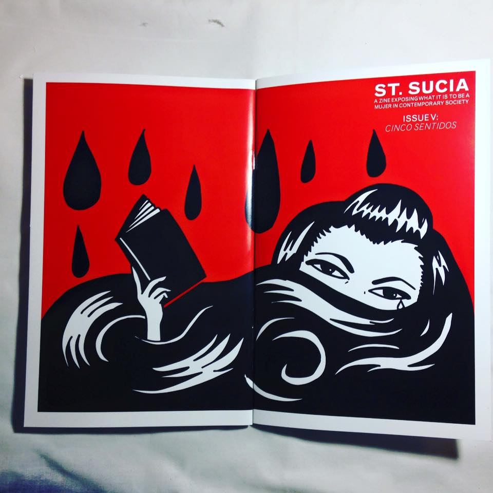 Image of St. Sucia Issue V: Cinco Sentidos