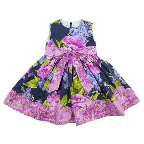 Image of Evangellie Party Dress (Floral)