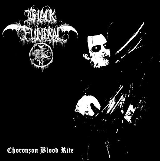 "Image of Black Funeral - ""Choronzon Blood Rite"" CD"