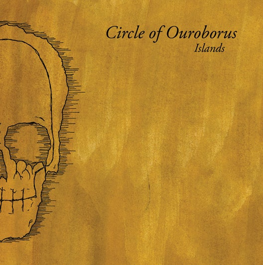 "Image of Circle of Ouroborus - ""Islands"" CD"