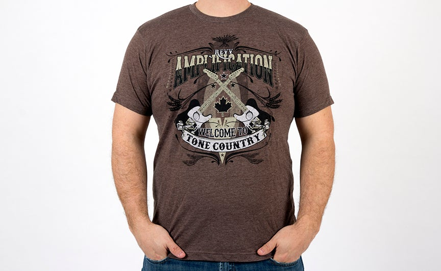 Image of Revv Tone Country T-Shirt