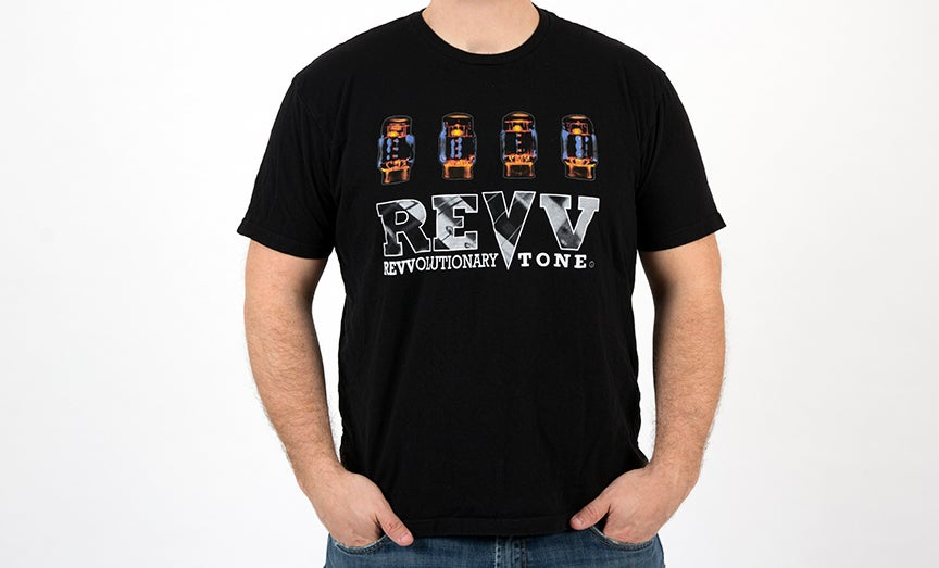 Image of Revv Glowing Tube T-Shirt