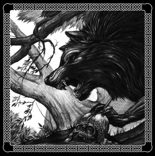 "Image of Eternum - ""Summoning the Wolven Spirit"" CD"