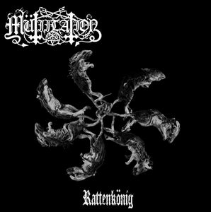 "Image of Mutiilation - ""Rattenkonig"" CD"