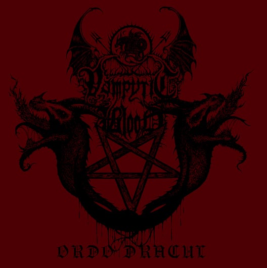 """Image of Vampyric Blood - """"Ordo Dracul"""" CD"""