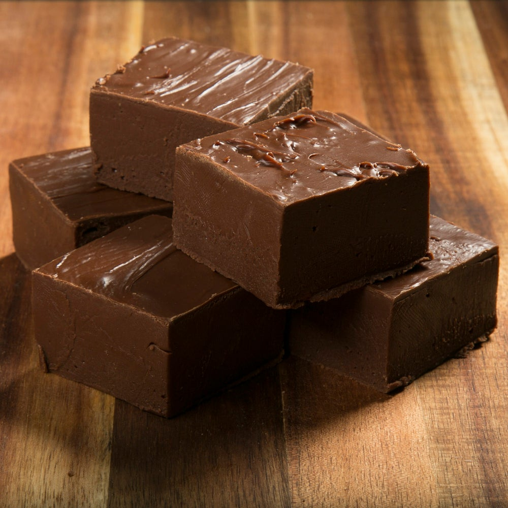 Image of Chocolate fudge